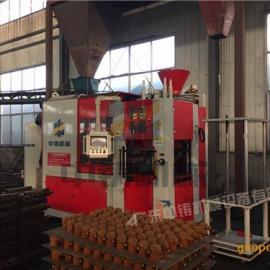 全自动无箱造型机生产流程