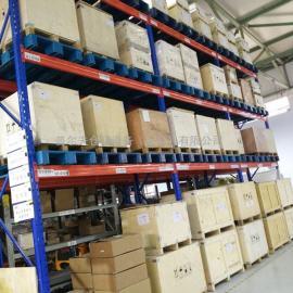 北京重型货架 加厚金属拆装 仓库库房托盘式货架承载1.5吨
