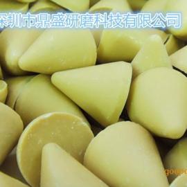 鼎盛供应600目圆锥形树脂研磨石30mm