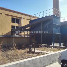 4吨生物质锅炉布袋除尘器