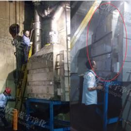 万纯1800KW/2000KW大功率柴发备用机组脱硝系统