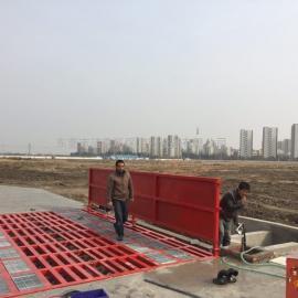和平龙川工地洗车槽 和平龙川建筑工地车辆清洗车槽设备