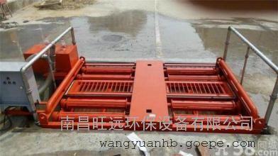 洗轮机厂家安装WY-101G八滚轴洗轮机八轴联动高效清洗