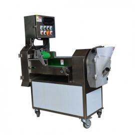 年终促销台湾进口多功能切菜机 厨房餐厅双头切菜机