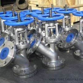 手动不锈钢上展式放料阀HG5-89-1标准