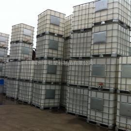 湖州500L耐酸碱塑料吨桶IBC集装桶桶化工包装桶厂家直销