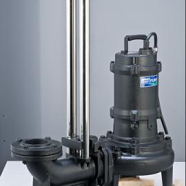 台湾河见HCP-AF型潜水泵-无阻塞排污泵