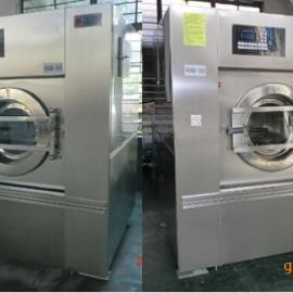 GOLDFIST XGQ-100公斤工业洗衣机,洗脱机