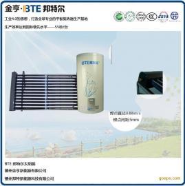 邦特尔窗式太阳能热水器 阳台壁挂太阳能热水器集热器厂家直销