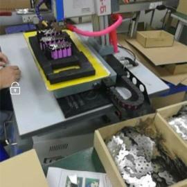 电动专用车动力电池组自动点焊机宝龙电池点焊机