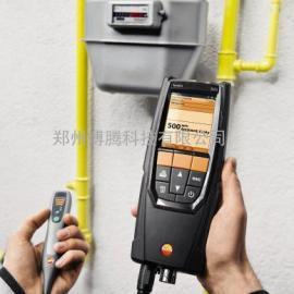 testo 320 烟气分析套装 供热系统工程师专用郑州