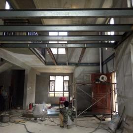 北京别墅阁楼制作公司 昌平区钢结构夹层