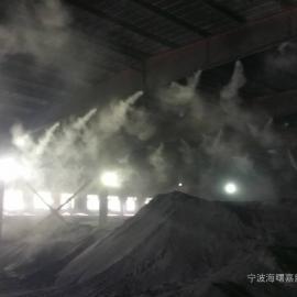 慈溪喷雾降尘-余姚水雾除尘-车间高压微雾加湿机-海曙嘉鹏环境