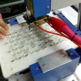 电动观光车电池组自动点焊机宝龙点焊机