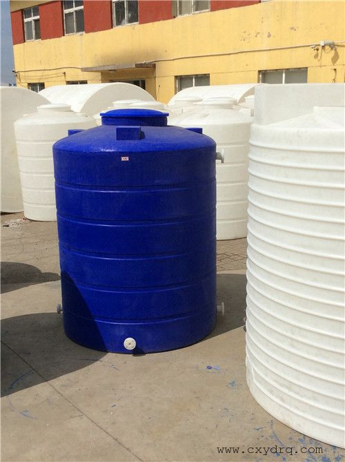 2吨纯水箱,食品级pe纯水箱