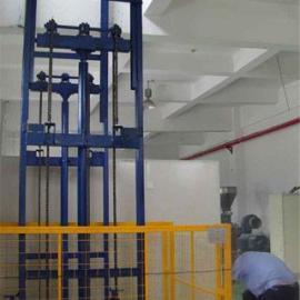 深圳导轨式提升机,导轨式升降货梯