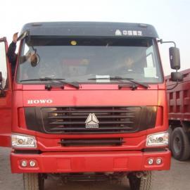 中国重汽工程自卸车/豪沃后八轮自卸车
