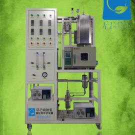 环己烷脱氢催化剂评价装置天津大学石英固定床