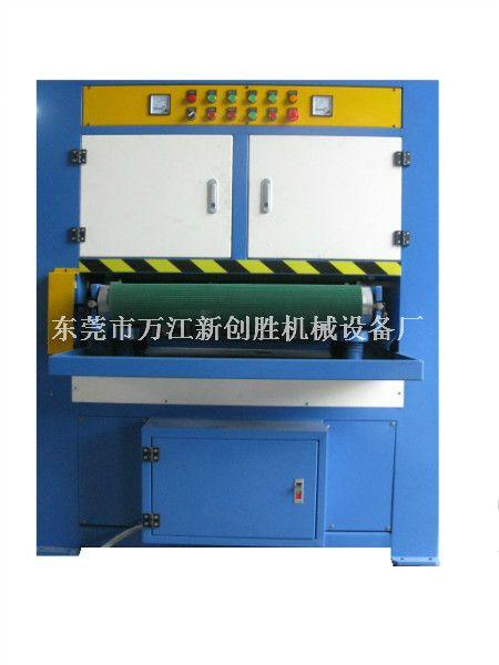 双砂自动板材拉丝机
