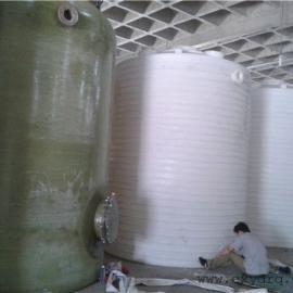 15立方纯水箱,滚塑大容量纯水箱