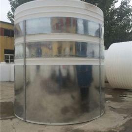 20立方纯水箱,大型pe纯水箱