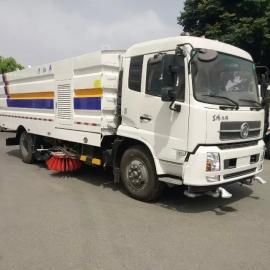 东风国五大型洗扫车厂家