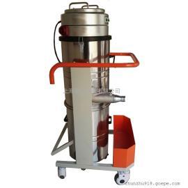 苏州大型工业厂房用吸尘器 超强吸力上下桶吸尘设备