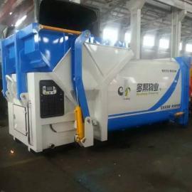10立方移动式垃圾压缩箱厂家型号价格
