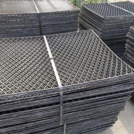 辽源桥梁踏板走廊钢筋钢笆片(拉伸钢板网)-4mm丝工厂特制