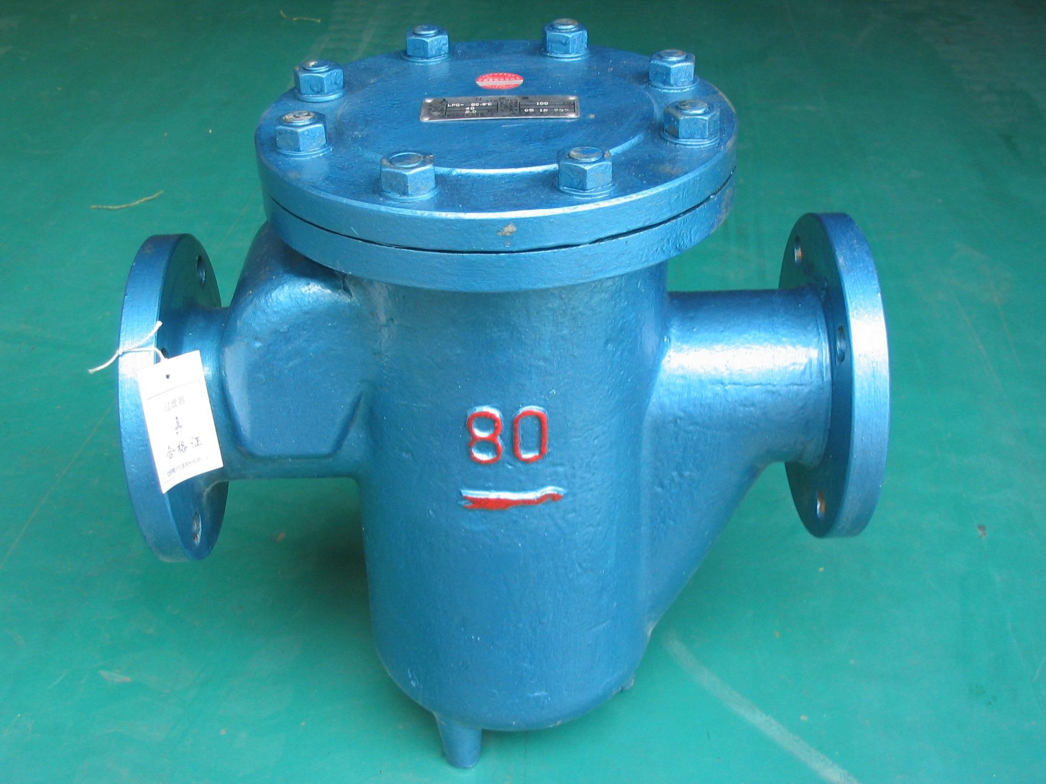 LPG型过滤器