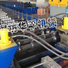 潍坊HF立体车库波浪板冷弯成型设备波浪板成型设备