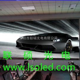 视频会议LED显示屏型号 会议室高清P1.6全彩屏价格