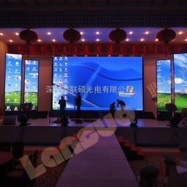 音乐酒吧舞台大屏幕P4全彩LED电子屏报价