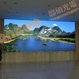 展厅P1.5LED显示屏多少钱 高清P1.5全彩电子屏品牌