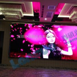 宴会厅舞台LED显示屏15平方P3全彩大屏幕要多少钱