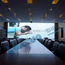 一般商务会议led显示屏用p几的做多大价格要多少