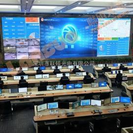 交通指挥中心P2高清LED电子显示屏每平方价格
