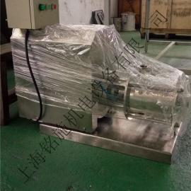 三级管线式高剪切乳化泵,高剪切乳化泵,管线式乳化泵