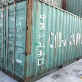20尺干货箱