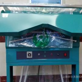 干洗店成衣立体包装机,洗衣店包装衣服设备,洗衣厂衣服包装机