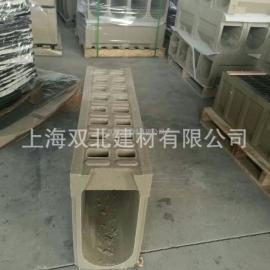 上海树脂混凝土排水沟 树脂混凝土排水沟报价
