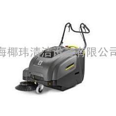 德国凯驰 电池驱动型手推式吸尘扫地机KM75/40