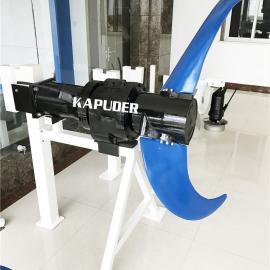 QJB潜水推流器安装图 潜水推进器图片 南京凯普德