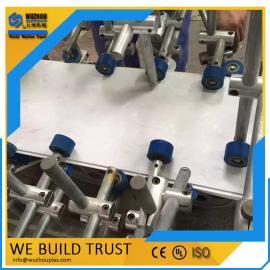 PVC木塑集成护墙板生产机器