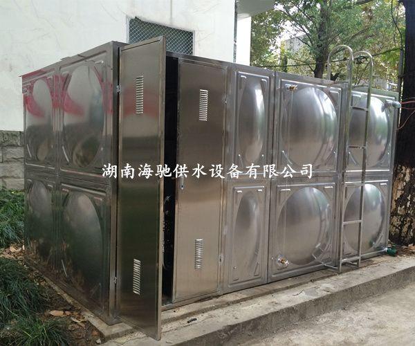 变频无负压成套供水设备