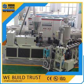 PVC树脂瓦生产线
