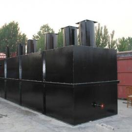 天水地埋式生活场污水处理设备产品详情