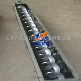 淮北市 TL159管径畜牧粪便自动进料管式螺旋输送机