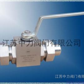 BKH进口焊接高压球阀-进口MHA焊接高压球阀