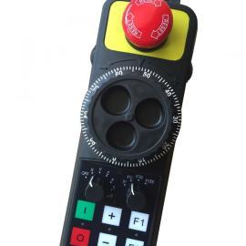 MACH3无线电子手轮加工中心CNC手轮无线手持单元MPG